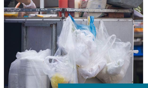 Khảo sát nhanh về việc sử dụng nhựa 1 lần của các doanh  nghiệp kinh doanh trong lĩnh vực thực phẩm và đồ uống