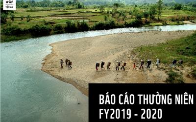 Báo cáo Thường niên WWF-Việt Nam FY 2019-2020